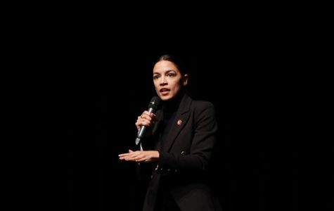 Honorable Congresswoman Alexandria Ocasio-Cortez Visits John Jay