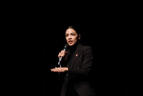 Honorable Congresswoman Alexandria Ocasio-Cortez Visits John Jay