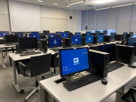 Students Can Submit Proposal Forms for Technology Improvements on Campus