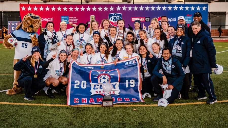 Journey+to+the+Chip%3A+How+the+John+Jay+College+Women%27s+Soccer+Team+Became+Champions