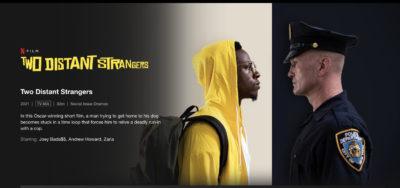 'Two Distant Strangers' Review: A Short Film That Captures Multiple Narratives