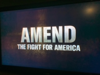 A Review of Amend: The Fight for America - A Necessary Analysis of American History