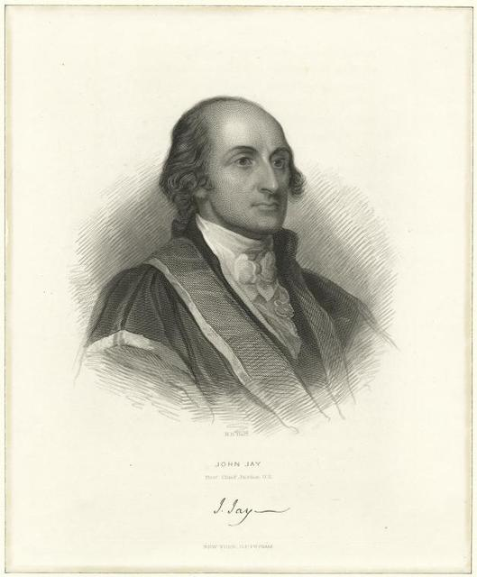 Picture of John Jay