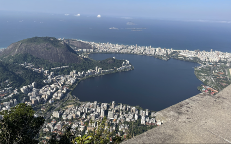 Katie Healy Continues to Check Off Her Bucket List in Brazil